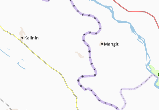 Carte-Plan Tel'mansk