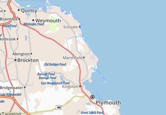 Marshfield Map