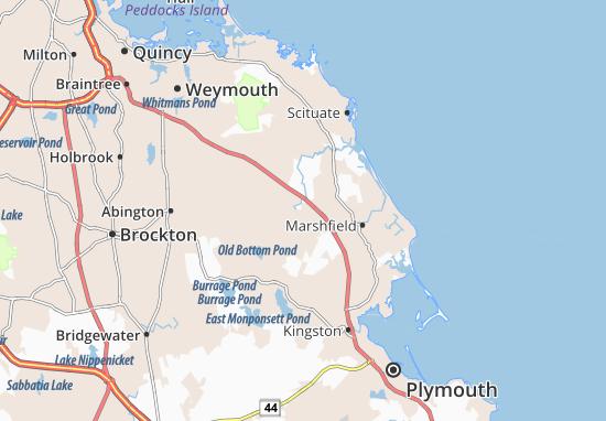 Mappe-Piantine North Pembroke