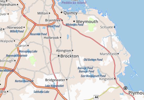 Abington Map