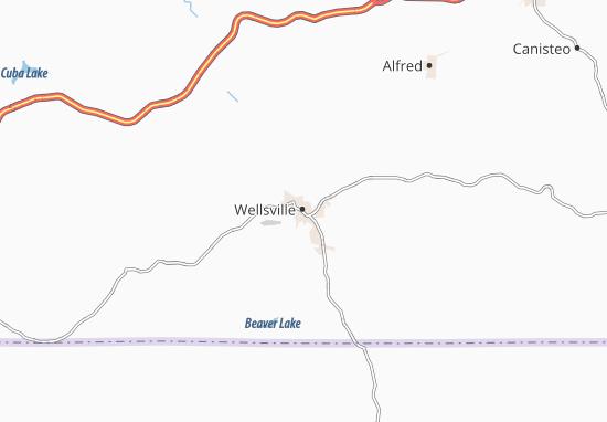 Mapas-Planos Wellsville