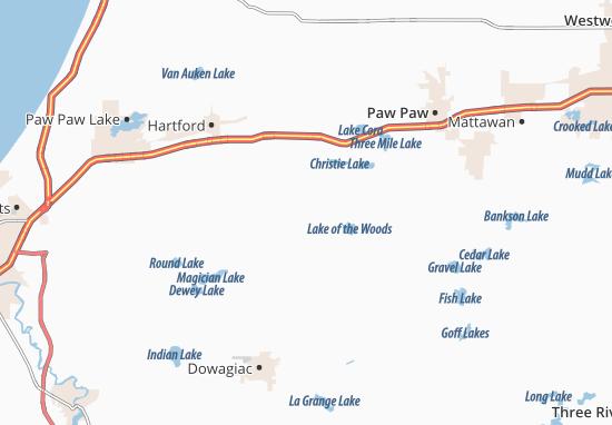 Mappe-Piantine Fritzburg