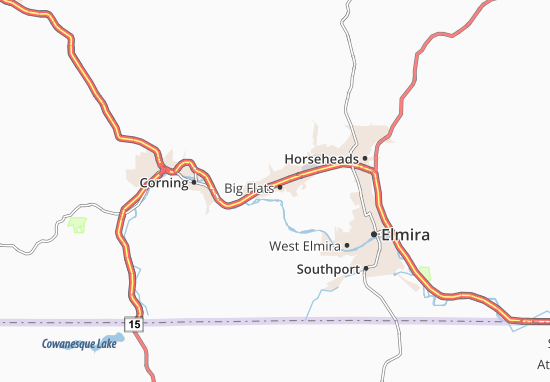 Mappe-Piantine Big Flats