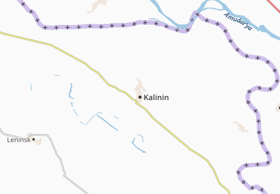 Carte-Plan Kalinin