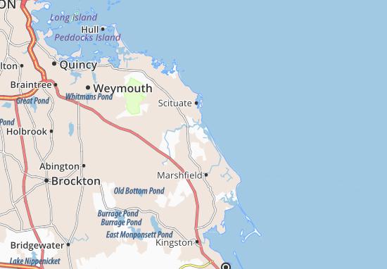 Marshfield Hills Map