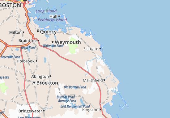 Mapas-Planos Norwell
