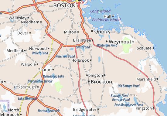 Mapas-Planos Randolph