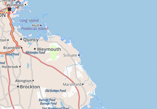 Mappe-Piantine Scituate