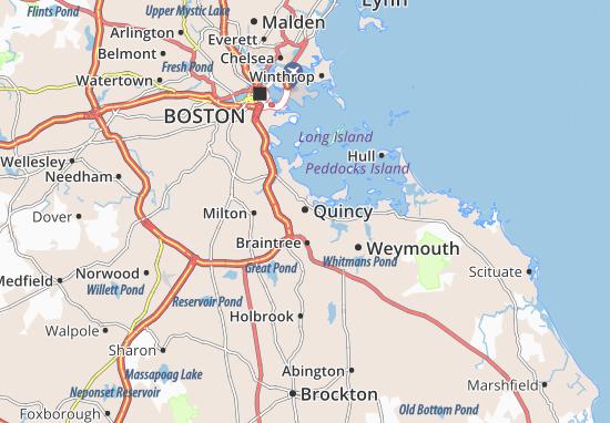 Quincy Map