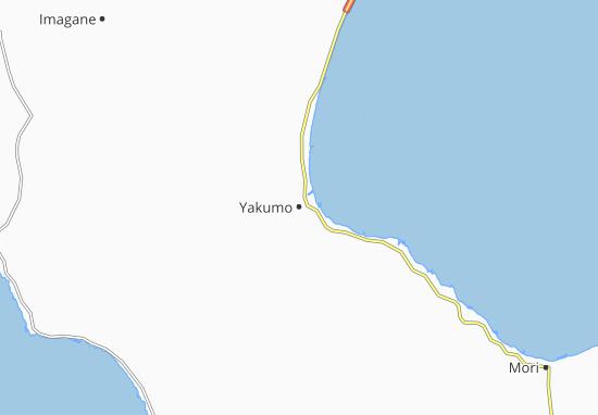 Yakumo Map