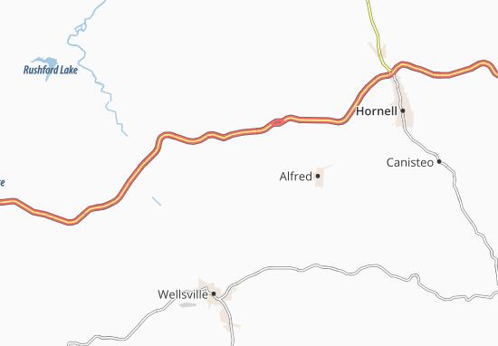 Phillips Creek Map