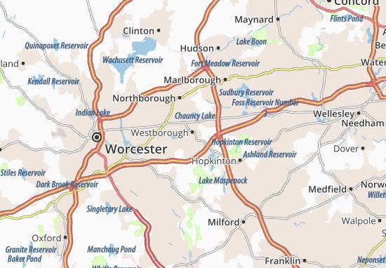 Westborough Map