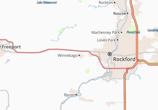 Winnebago Map