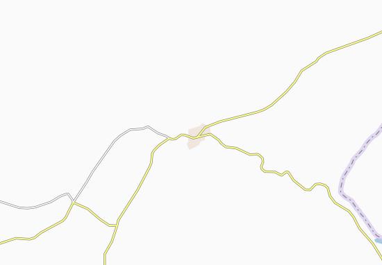 Kaart Plattegrond Chifeng