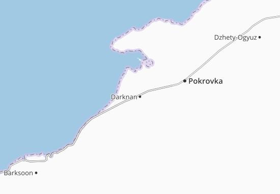 Darknan Map