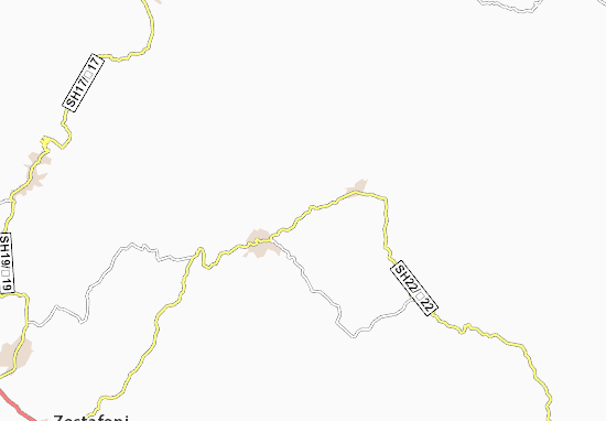 Sachkhere Map