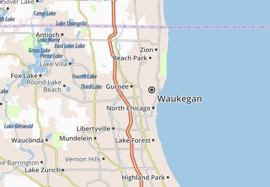 Mapas-Planos Park City