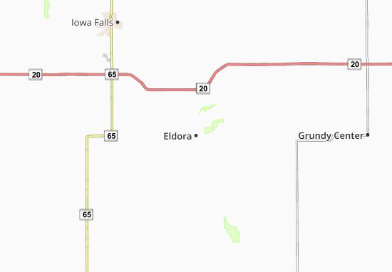 Eldora Map
