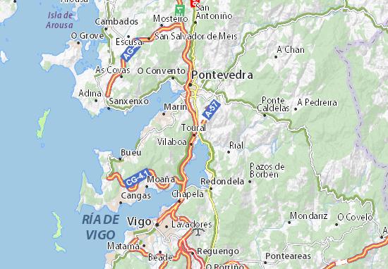Mapas-Planos Toural
