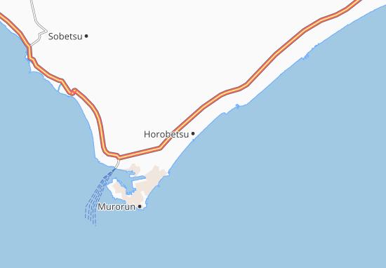 Mappe-Piantine Horobetsu