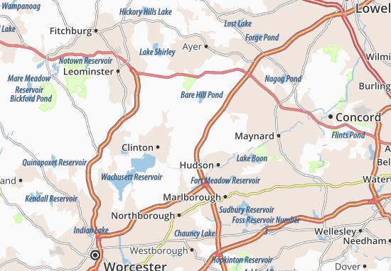 Mapas-Planos Bolton