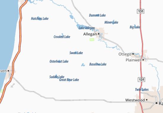 Cheshire Center Map