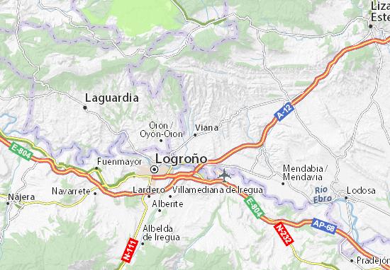Mapas-Planos Viana