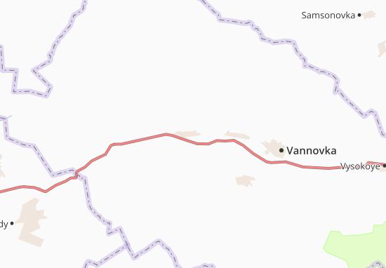 Kornilovka Map