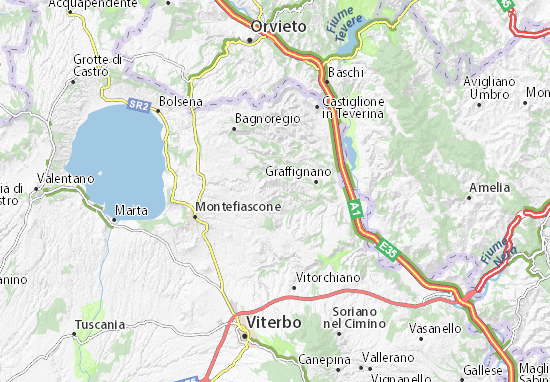 Viterbo Map