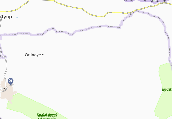 Mapas-Planos Novovoznesenovka