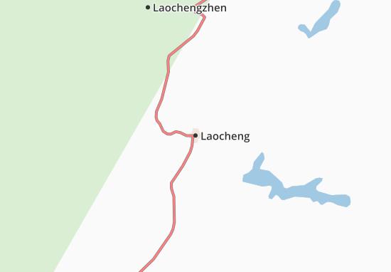 Laocheng Map