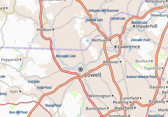 Dracut Map