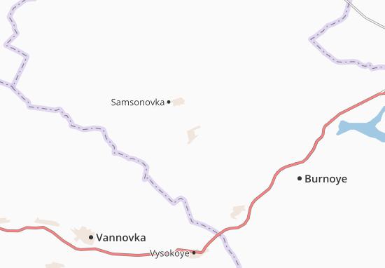 Mappe-Piantine Blagoveshchenskoye