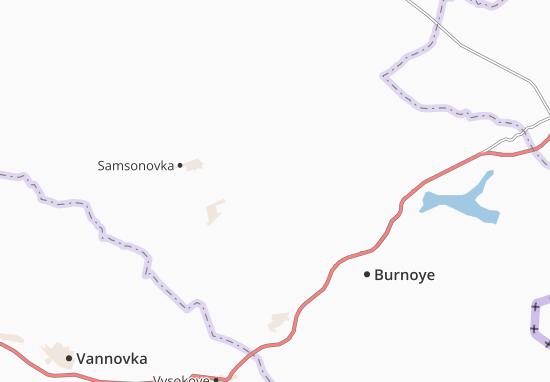 Mapas-Planos Bratskoye