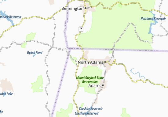 Mappe-Piantine Williamstown