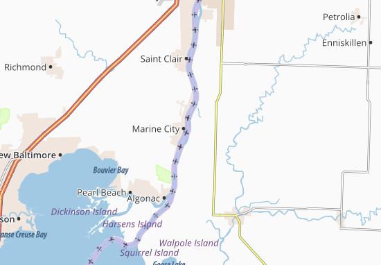 Sombra Map
