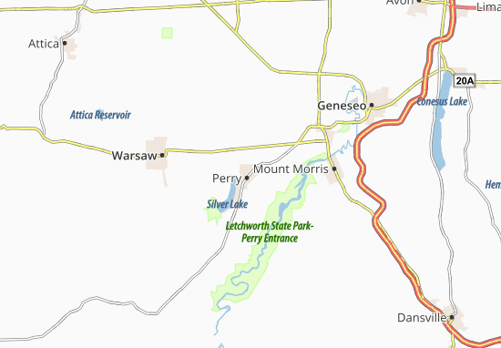 Perry Map