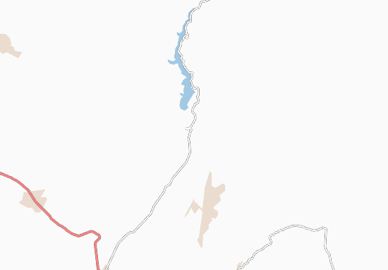 Mapa Plano Dzhvari