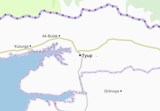 Mappe-Piantine Tyup