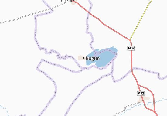 Mappe-Piantine Bugun