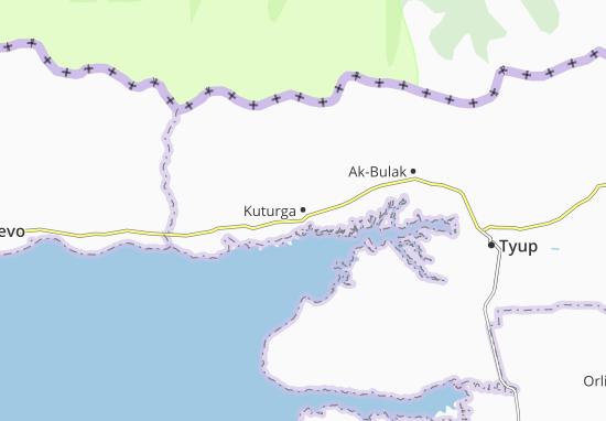 Mapas-Planos Kuturga