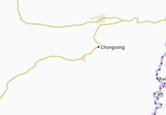 Longjing Map
