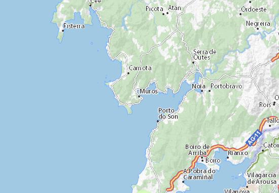 Muros Map