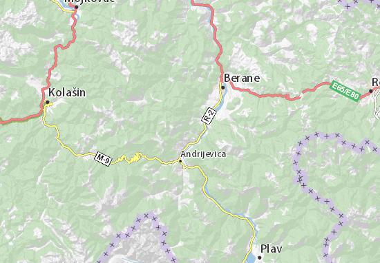 Trepča Map