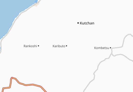 Kaributo Map