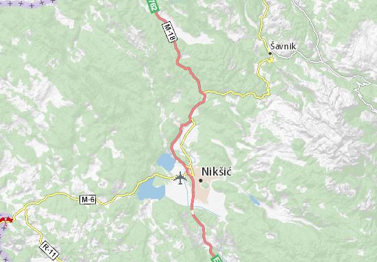Vidrovan Map