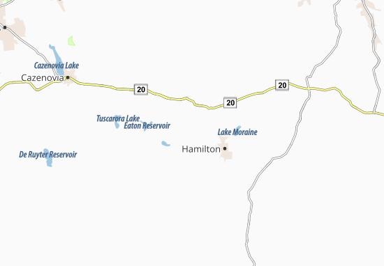 Eaton Map