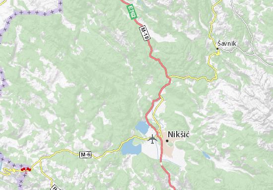 Mappe-Piantine Presjeka