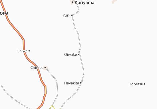 Oiwake Map