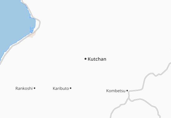 Kutchan Map